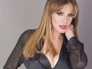 Lucía Méndez fue hospitalizada tras sentirse mal de salud