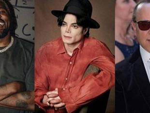 Kanye West responsabiliza a marido de Thalía por muerte de Michael Jackson