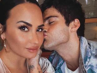 Ex de Demi Lovato asegura que se enteró del estatus de su relación a través de la prensa