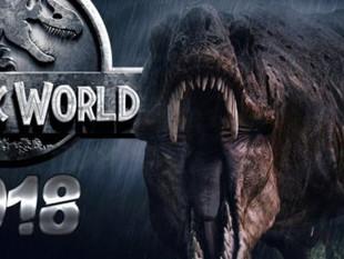 """""""Jurassic World: Fallen Kingdom"""" se prepara para devorar la taquilla"""