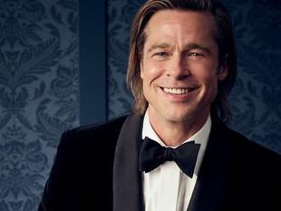 Brad Pitt anunció que se retira de la actuación por tiempo indefinido