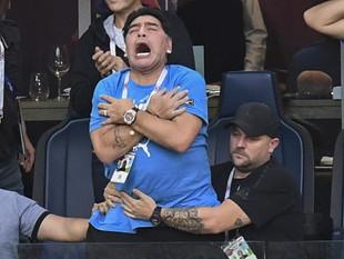 Maradona ofrece recompensa para encontrar al autor de audios sobre su muerte