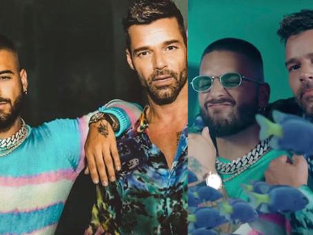 Ricky Martin y Maluma involucrados en nuevo escándalo por esta razón