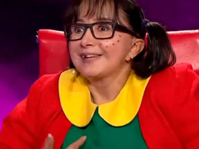 """La Chilindrina revela cuánto cobraba por cada transmisión de """"El Chavo"""""""