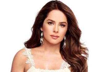 Danna García recibe amenazas por ser portadora del Covid-19