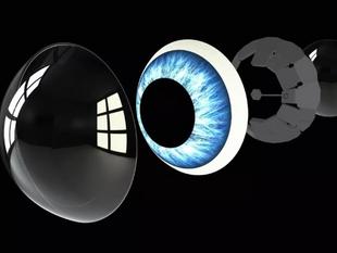 Cómo son las novedosas lentes de contacto con realidad aumentada