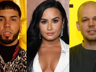 Demi Lovato, Residente, Anuel AA y más famosos reaccionan a la muerte de George Floyd