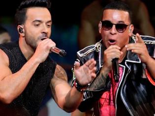"""""""Despacito"""" bate récord al liderar 42 semanas en Hot Latin Songs de Billboard"""