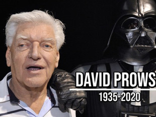 Muere Dave Prowse, el actor británico que encarnó a Darth Vader en Star Wars