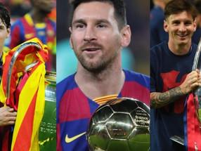 Lionel Messi, elegido como el mejor futbolista de la década