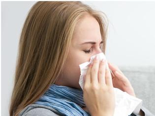 Dormir poco te enferma de gripe