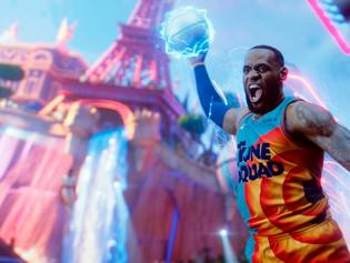 LeBron James reina en la taquilla con la nueva 'Space Jam'