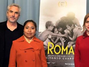 «Roma» triunfa de nuevo, esta vez en los Ariel del cine mexicano