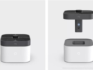 Amazon presentó un drone autónomo para vigilar el hogar