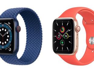 El nuevo Apple Watch 6 tiene la capacidad de medir el oxígeno en sangre