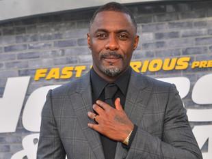 Actor Idris Elba anunció que tiene coronavirus
