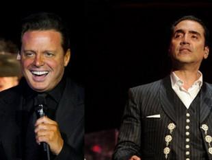 Luis Miguel y Alejandro Fernández podrían al fin cantar juntos