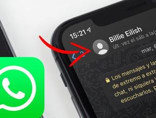 Usuarios de WhatsApp podrán elegir cuáles contactos podrán ver su foto de perfil