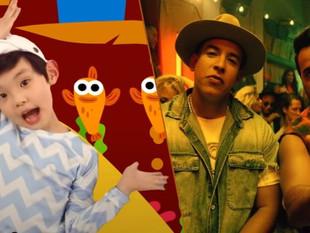 """""""Baby Shark"""" destrona a """"Despacito"""" como el vídeo más visto de YouTube"""