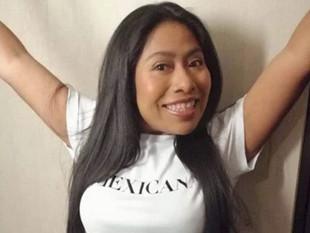 Yalitza Aparicio reconoce que le han regalado 'cosas muy bonitas'