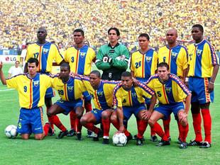 Hace 18 años Ecuador clasificó a su primer mundial de fútbol
