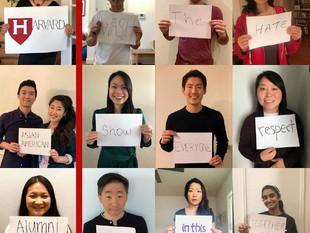 Famosos asiáticos rechazan ataques racistas