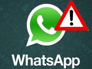 WhatsApp sufre un fallo técnico: no se muestra la hora de última conexión y si el usuario está activ