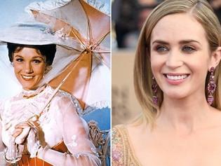 Regresa Mary Poppins: primer tráiler de la película