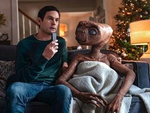ET y Elliot se reencuentran 37 años después