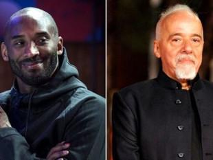 Paulo Coelho destruirá el borrador del libro infantil que escribía con Kobe Bryant