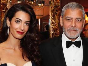 George Clooney podría ser padre de gemelos otra vez
