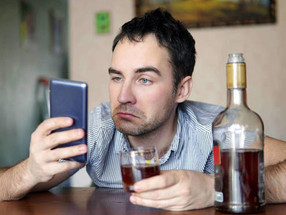 """El """"Modo Borracho"""": la patente para celulares que evitaría envío de mensajes y llamadas de las que t"""