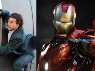 Tom Cruise podría convertirse en el nuevo 'Iron Man'
