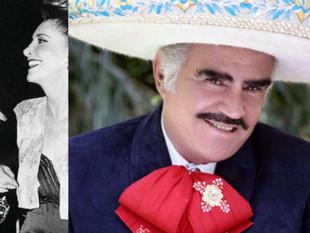 ESCÁNDALO: Vicente Fernández le fue infiel a su amada esposa