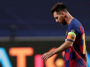 Lionel Messi habría pedido su salida del FC Barcelona luego de la goleada ante el Bayern Múnich