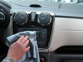 Según expertos, tu vehículo tiene más bacterias que un baño público