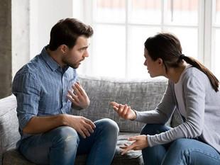 Cuatro cosas que debes evitar cuando discutes con tu pareja