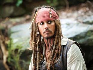 Johnny Depp podría ser reemplazado por un personaje femenino en 'Piratas del Caribe'