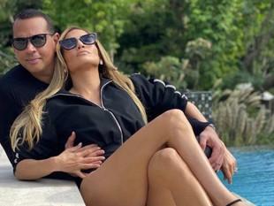 Jennifer Lopez y Alex Rodriguez lanzan segunda colaboración con marca de gafas