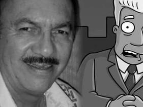 """Fallece Gonzalo Curiel, la voz de """"Kent Brockman"""" en 'Los Simpson'"""