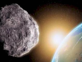 NASA establece fecha de un posible impacto de un asteroide con la Tierra