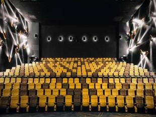 China reabre más de 500 salas de cine