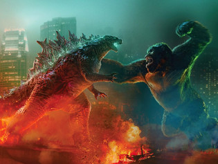 'Godzilla vs. Kong' resucita el cine en EE. UU. con el mejor estreno en la pandemia
