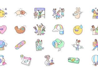 WhatsApp lanzó un nuevo paquete de stickers por el Día Mundial de la Salud