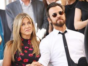 Justin Theroux cancela sus apariciones públicas tras su separación de Jennifer Aniston