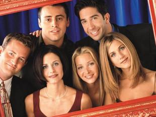 Elenco de 'Friends' recuerda los 25 años de estreno de la serie