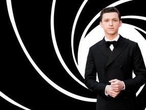 Tom Holland finalmente aborda los rumores de James Bond