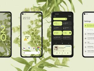 Así será Android 12, y el mayor rediseño en la historia del sistema operativo móvil