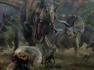 """""""Jurassic World: Fallen Kingdom"""" arrasa con 150 millones de dólares"""