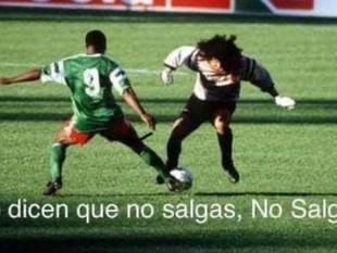René Higuita recuerda su 'error' en el Mundial de Italia 1990 y hace un llamado para no sali